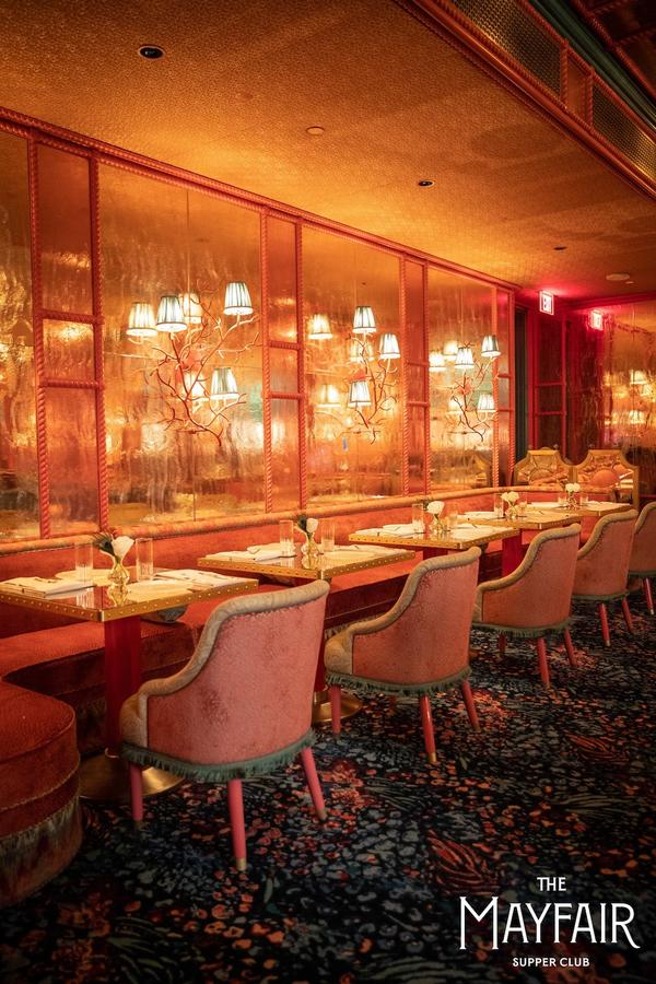 The Mayfair Supper Club Preview